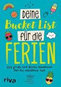 Cover-Bild zu Deine Bucket List für die Ferien von riva Verlag