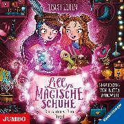 Cover-Bild zu Luhn, Usch: Lillys magische Schuhe. Die zauberhaften Flügel (Audio Download)