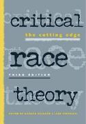 Cover-Bild zu Stefancic, Jean: Critical Race Theory