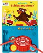 Cover-Bild zu Mein erstes Schlagzeugbuch von Lomp, Stephan (Illustr.)