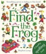 Cover-Bild zu Find the Frog von Lomp, Stephan