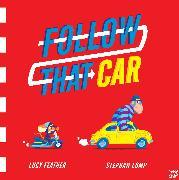 Cover-Bild zu Follow That Car von Feather, Lucy