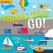 Cover-Bild zu Indestructibles: Things That Go! von Pixton, Amy