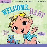 Cover-Bild zu Indestructibles: Welcome, Baby von Lomp, Stephan (Illustr.)