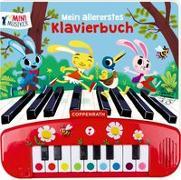 Cover-Bild zu Mein allererstes Klavierbuch von Lomp, Stephan (Illustr.)