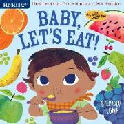 Cover-Bild zu Indestructibles: Baby, Let's Eat! von Lomp, Stephan (Illustr.)