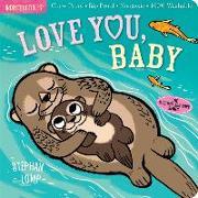 Cover-Bild zu Indestructibles: Love You, Baby von Lomp, Stephan (Illustr.)