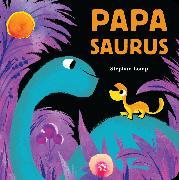 Cover-Bild zu Papasaurus von Lomp, Stephan