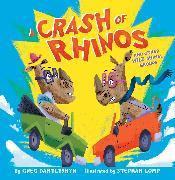 Cover-Bild zu A Crash of Rhinos von Danylyshyn, Greg