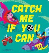 Cover-Bild zu Catch Me If You Can von Jin, Cindy