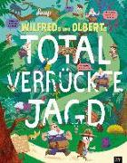 Cover-Bild zu Wilfreds und Olberts total verrückte Jagd von Lomp, Stephan