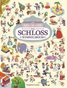 Cover-Bild zu Schloss Wimmelbuch von Lomp, Stephan