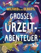 Cover-Bild zu Wilfreds und Olberts großes Urzeitabenteuer von Lomp, Stephan