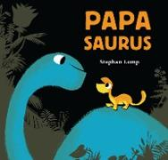 Cover-Bild zu Papasaurus (eBook) von Lomp, Stephan