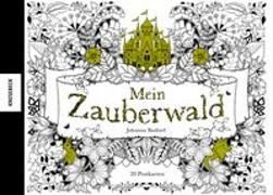 Cover-Bild zu Mein Zauberwald von Basford, Johanna