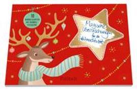 Cover-Bild zu Magische Überraschungen für die Weihnachtszeit von Krupinski, Janna (Illustr.)