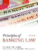 Cover-Bild zu Principles of Banking Law von Cranston, Sir Ross (Professor of Law at the London School of Economics)