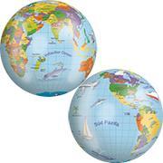 Cover-Bild zu Ball Globus, ø 23 cm
