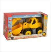 Cover-Bild zu BIG-Power-Worker Mini Bagger