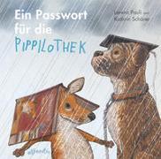 Cover-Bild zu Ein Passwort für die Pippilothek von Pauli, Lorenz