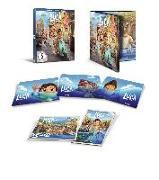 Cover-Bild zu Luca Deluxe Set (BD + 1 DVD + Art Cards) von Daniela Strijleva (Reg.)