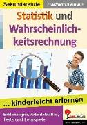 Cover-Bild zu Statistik und Wahrscheinlichkeitsrechnung (eBook) von Heitmann, Friedhelm