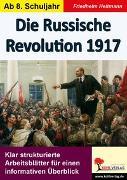 Cover-Bild zu Die Russische Revolution 1917 (eBook) von Heitmann, Friedhelm