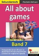 Cover-Bild zu All about games (eBook) von Heitmann, Friedhelm