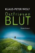 Cover-Bild zu Wolf, Klaus-Peter: Ostfriesenblut