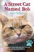 Cover-Bild zu Bowen, James: A Street Cat Named Bob