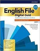Cover-Bild zu English File Digital Gold Pre-Intermediate Digital Gold Student's Book / Workbook with Key Pack (Nur für den Kanton Tessin)
