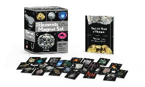 Cover-Bild zu The Elements Magnet Set von Gray, Theodore