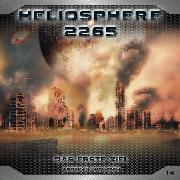 Cover-Bild zu Heliosphere 2265, Folge 14: Das erste Ziel (Audio Download) von Suchanek, Andreas