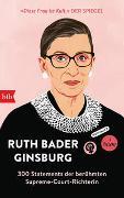 Cover-Bild zu Ruth Bader Ginsburg von Bader Ginsburg, Ruth