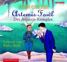 Cover-Bild zu Artemis Fowl - Der Atlantis-Komplex