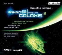 Cover-Bild zu Per Anhalter durch die Galaxis 2