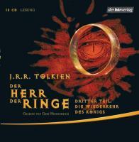 Cover-Bild zu Der Herr der Ringe. Dritter Teil: Die Wiederkehr des Königs