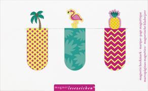 Cover-Bild zu Magnetlesezeichen Karibik