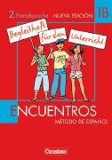 Cover-Bild zu Encuentros 1B. Nueva Edición. Begleitheft