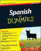 Cover-Bild zu Spanish For Dummies