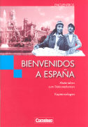 Cover-Bild zu Encuentros. Bienvenidos a España. Kopiervorlagen