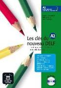 Cover-Bild zu Les clés du nouveau DELF A2