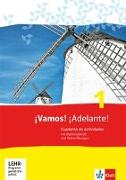 Cover-Bild zu ¡Vamos! ¡Adelante! 1. Arbeitsheft mit Multimedia-CD und Online-Übungen