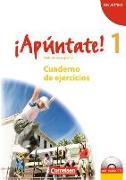 Cover-Bild zu ¡Apúntate! 1. Cuaderno de ejercicios
