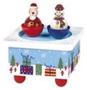 Cover-Bild zu Holz-Spieluhr Weihnachtsschätze