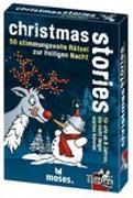 Cover-Bild zu black stories Junior - christmas stories
