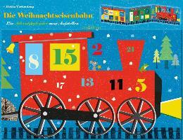 Cover-Bild zu Die Weihnachtseisenbahn