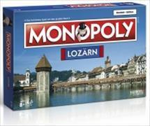 Cover-Bild zu Monopoly Lozärn