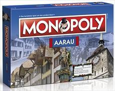 Cover-Bild zu Monopoly Aarau