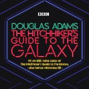 Cover-Bild zu The Hitchhiker's Guide to the Galaxy: The Complete Radio Series von Adams, Douglas